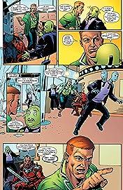 Green Lantern Corps (2006-2011) #5