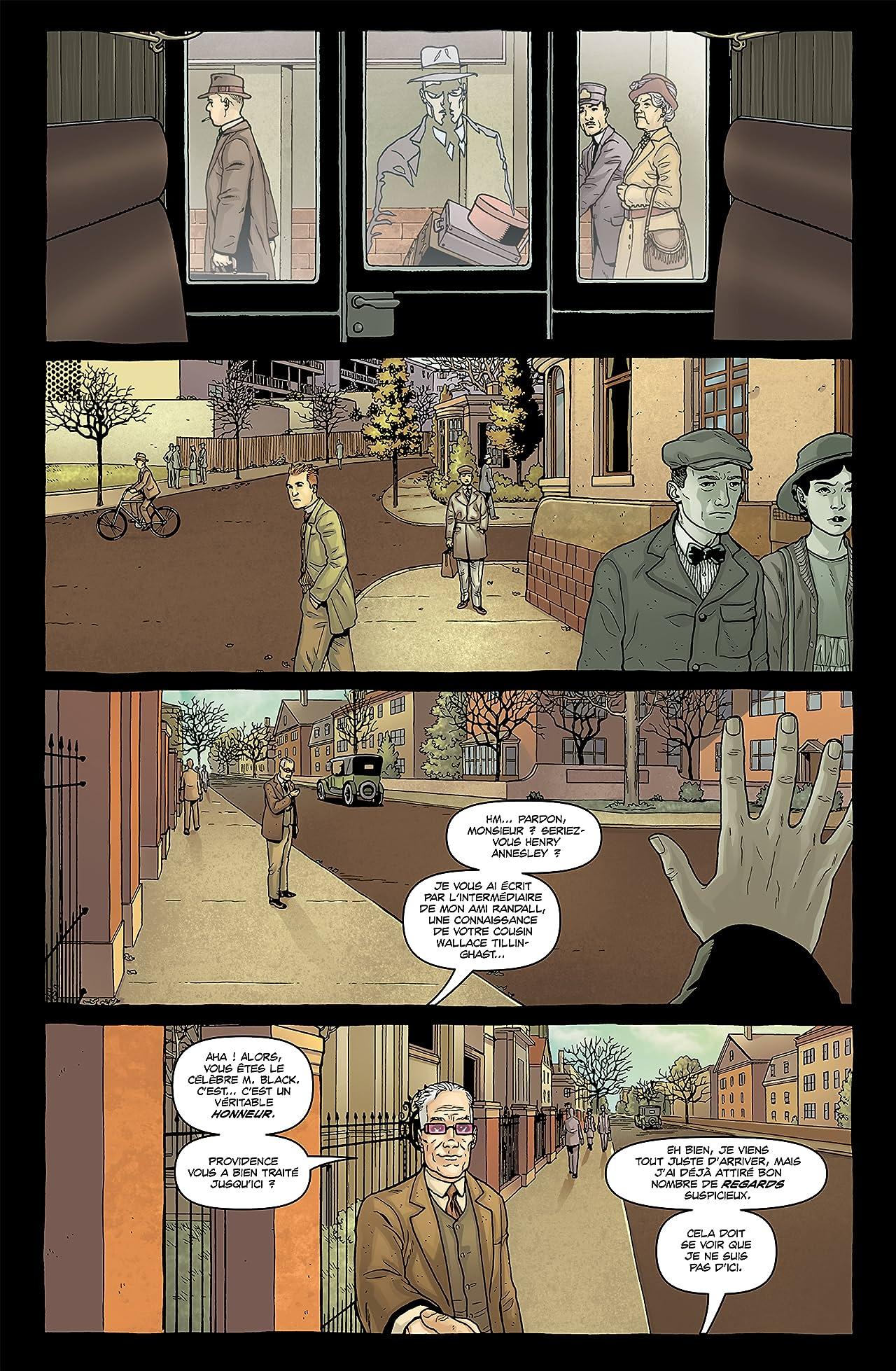 Providence Vol. 3: L'INDICIBLE