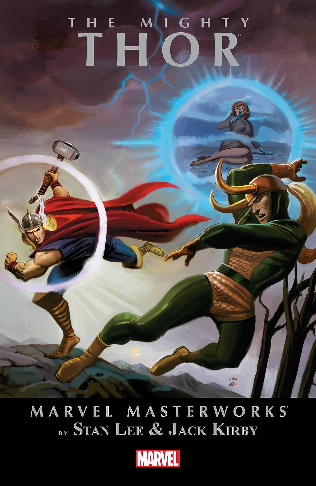 Thor Masterworks Vol. 2