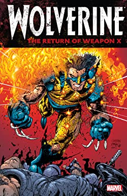 Wolverine: Return of Weapon X