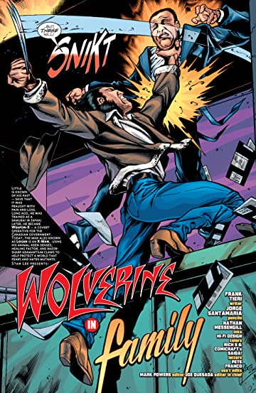 Wolverine: Return of Weapon X