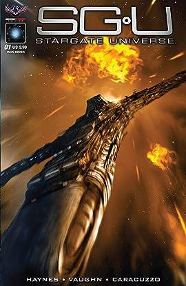 Stargate Universe #1