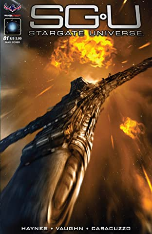 Stargate Universe No.1