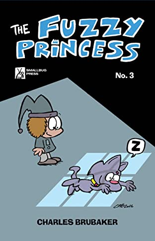 The Fuzzy Princess #3