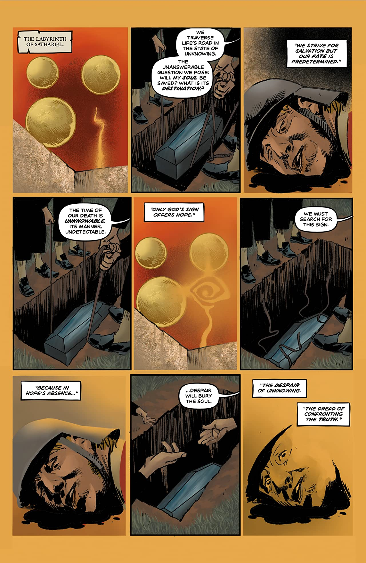 Planet of Daemons #4