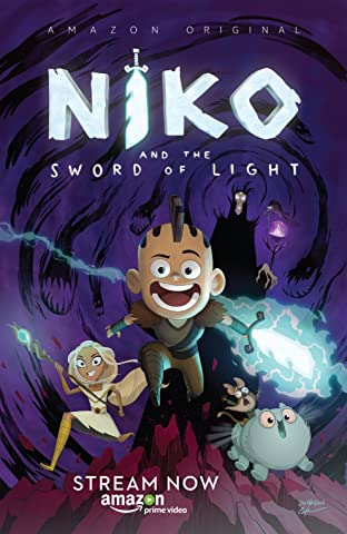 Niko and the Sword of Light #1