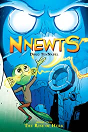 Nnewts Vol. 2: The Rise of Herk