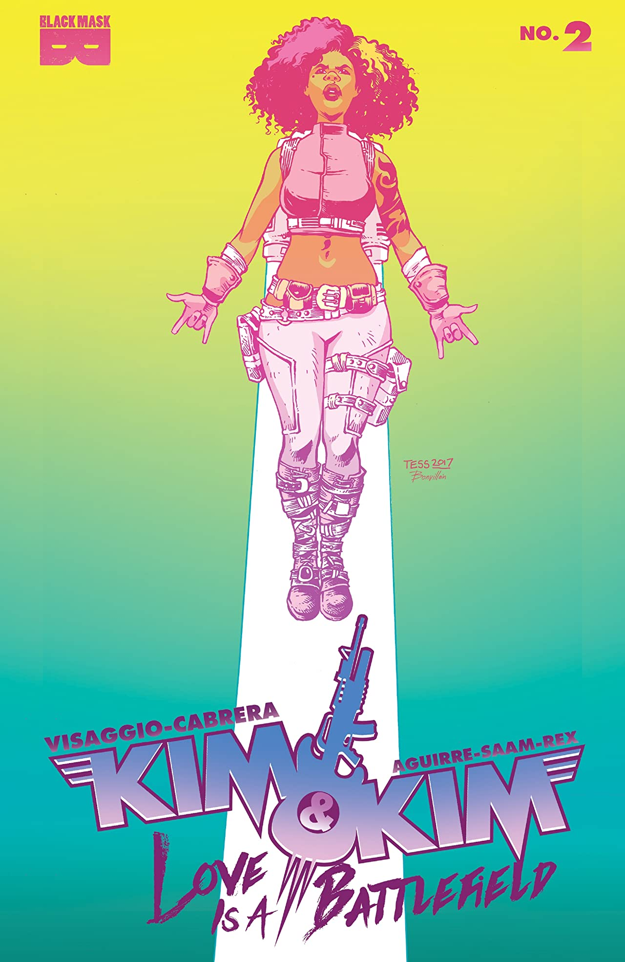 Kim & Kim: Love Is A Battlefield #2