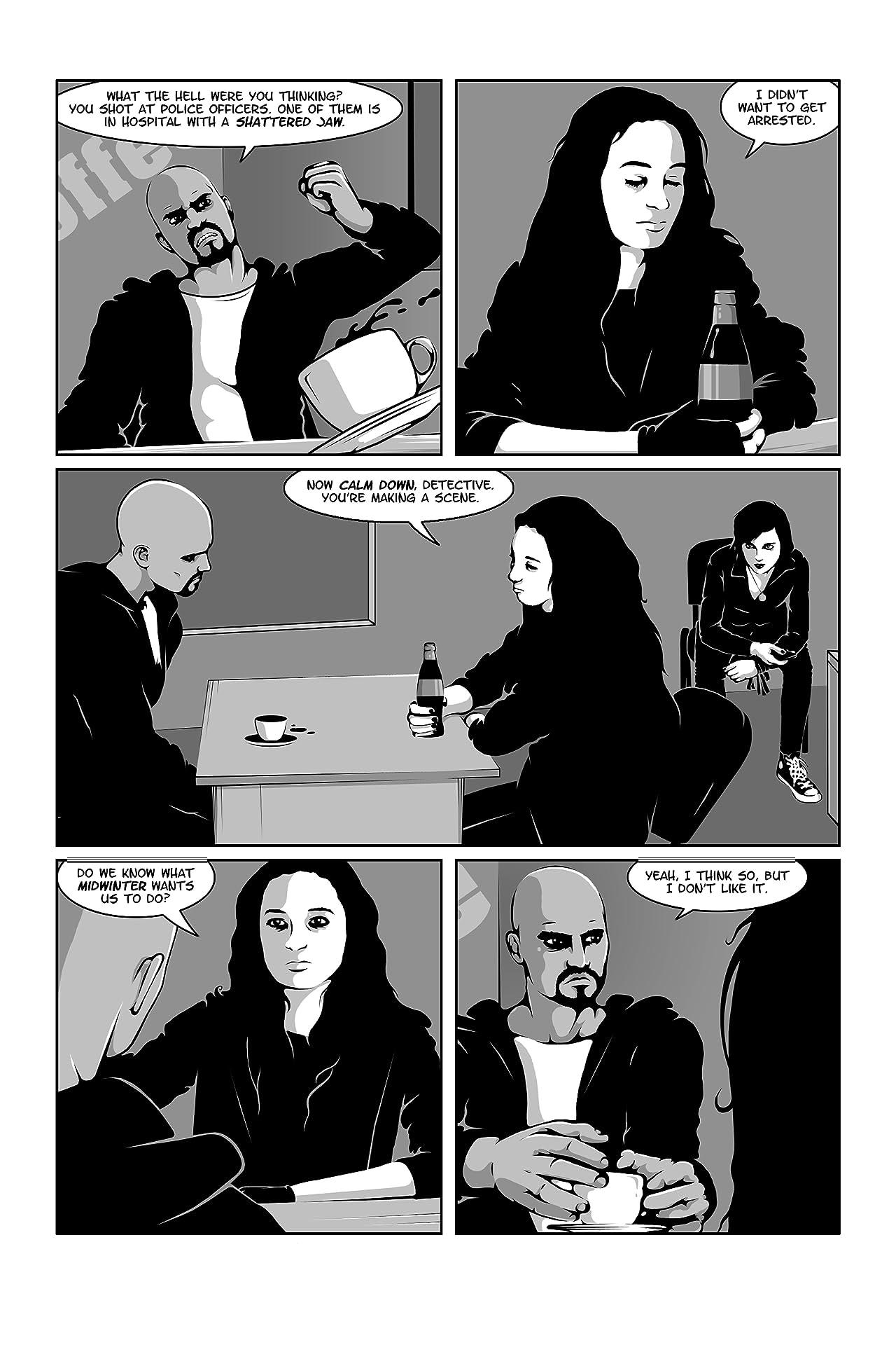 Hollow Girl #6