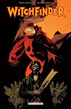 Witchfinder Vol. 1: Au service des anges