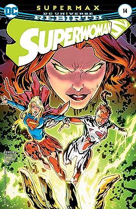 Superwoman (2016-2017) #14