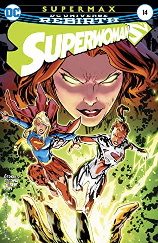 Superwoman (2016-2017) No.14