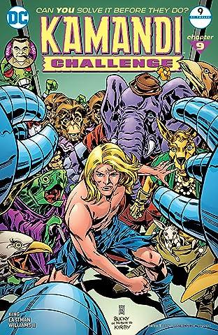 The Kamandi Challenge (2017-) #9
