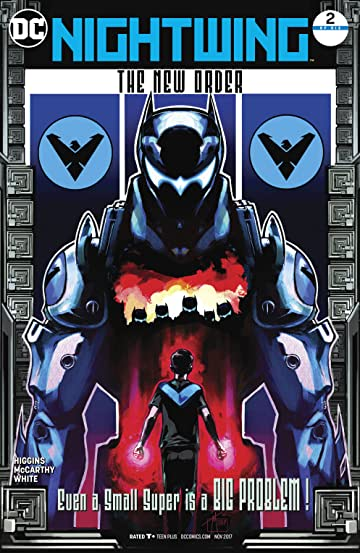 Nightwing: The New Order (2017-) #2