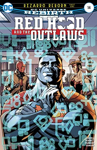 Red Hood and the Outlaws (2016-) No.14