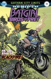 Batgirl and the Birds of Prey (2016-2018) #14