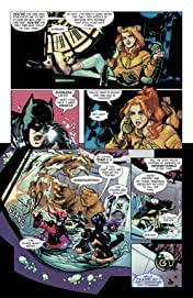 Batgirl and the Birds of Prey (2016-) #14