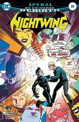 Nightwing (2016-) #28