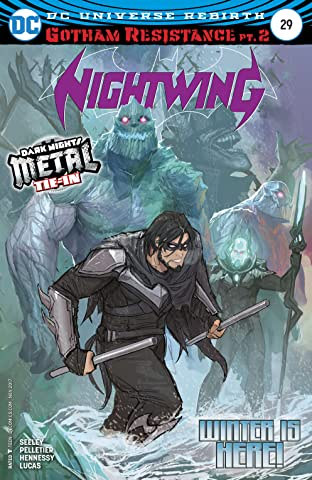 Nightwing (2016-) No.29