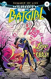 Batgirl (2016-) #15