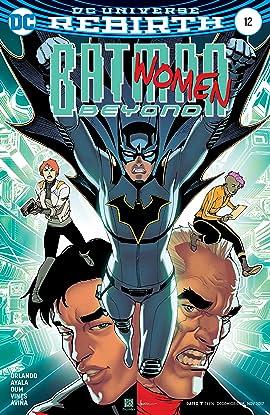Batman Beyond (2016-) #12