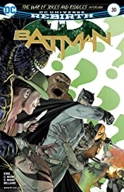 Batman (2016-) No.30