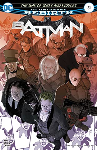 Batman (2016-) No.31