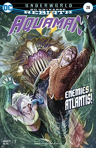 Aquaman (2016-) No.28