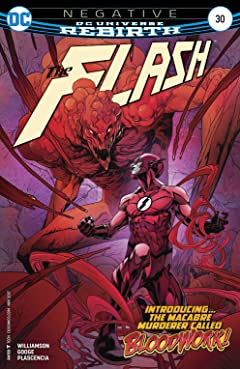 The Flash (2016-) No.30