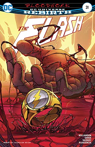 The Flash vol. 5 (2016-2018) 544741._SX312_QL80_TTD_