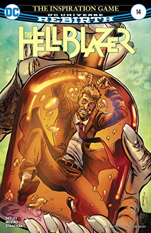 The Hellblazer (2016-2018) #14
