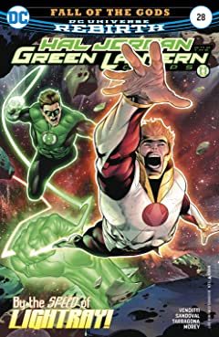 Hal Jordan and The Green Lantern Corps (2016-) No.28