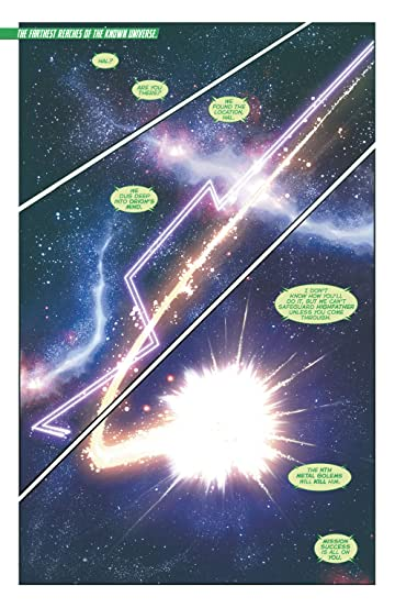 Hal Jordan and The Green Lantern Corps (2016-) #28