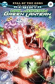 Hal Jordan and the Green Lantern Corps (2016-2018) #29