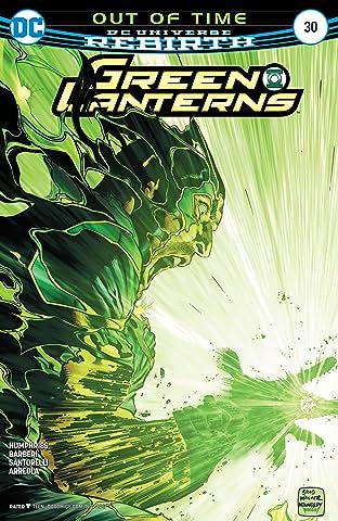 Green Lanterns (2016-) #30