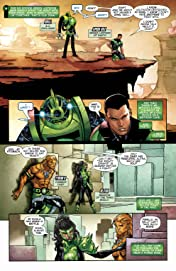 Green Lanterns (2016-) No.30