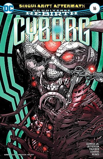 Cyborg (2016-) #16