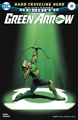 Green Arrow (2016-2019) #30