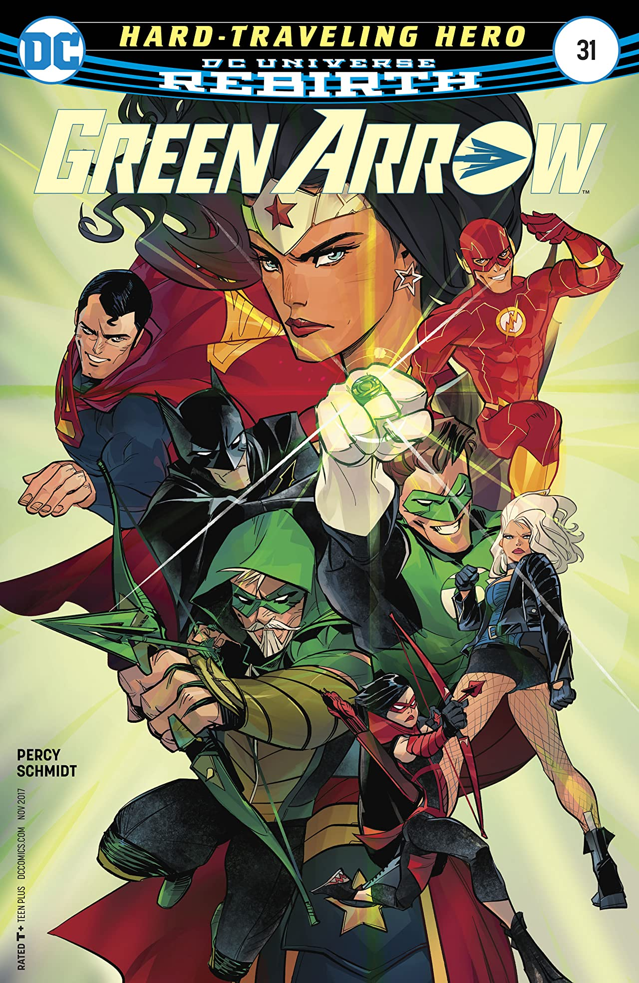 Green Arrow (2016-) #31