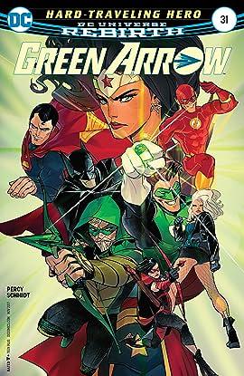 Green Arrow (2016-2019) #31