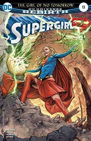 Supergirl (2016-) No.13