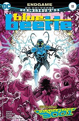 Blue Beetle (2016-2018) #13