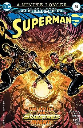 Superman (2016-2018) #30