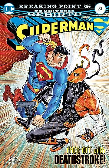Superman (2016-) No.31