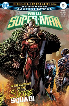 New Super-Man (2016-) No.15