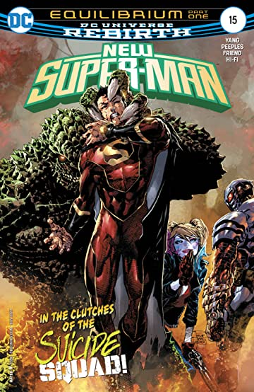 New Super-Man (2016-) #15
