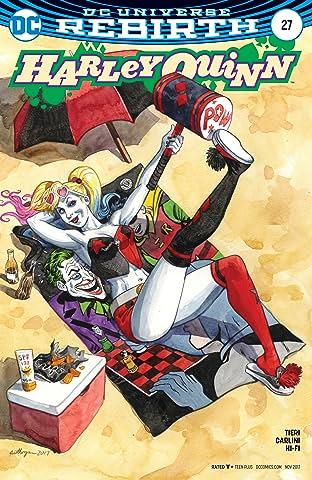 Harley Quinn (2016-) #27