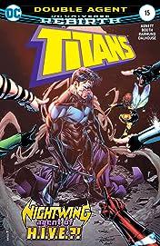 Titans (2016-) No.15