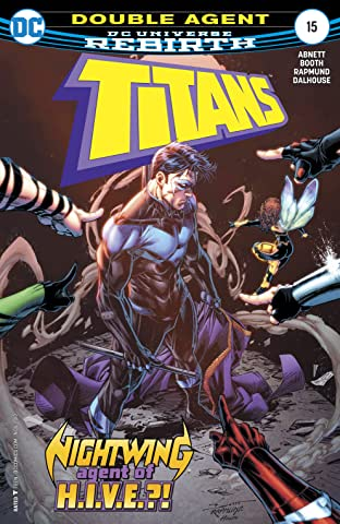 Titans (2016-2019) #15