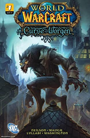 World of Warcraft: Curse of the Worgen #1 (of 5)
